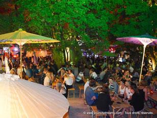 Le festival de Tollwood à Munich