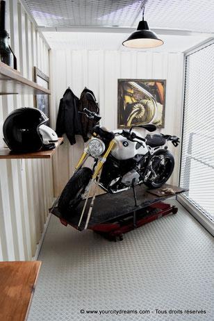Voyage à Munich - BMW Welt - Moto R Nine T Pure