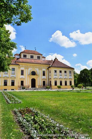 Le château de Lustheim et le musée de la procelaine