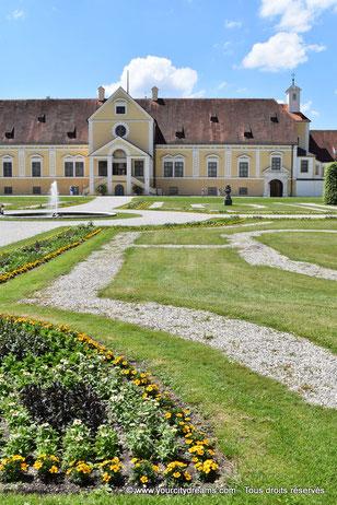 Le vieux château de Schleissheim