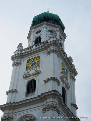 Tour de la cathédrale Saint-Étienne de Passau
