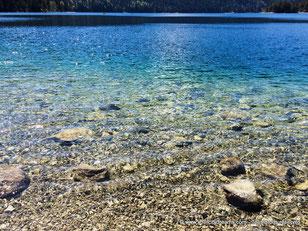 Eibsee: Un lac à l'eau claire