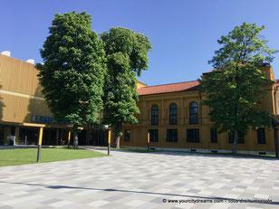 Musée Lenbachhaus à Munich