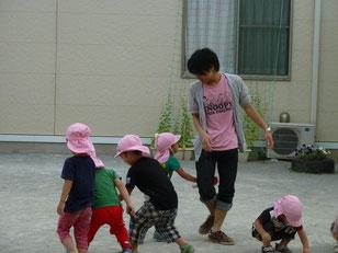 子どもの遊びは予想以上に活動的