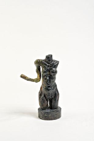 Figur 263, Bronze, 2015, 19x12x13,5cm