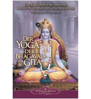 Buch Paramahansa Yogananda Der Yoga der Bhagavadgita