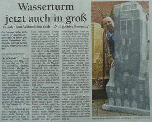 Wahrzeichen Delmenhorst künstlerstein.de