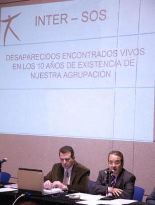 Sres. Juan Bergua y Manuel Jaime.