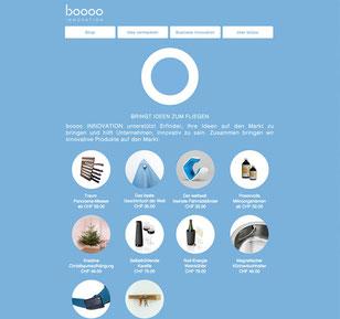 Barcelonaサイト事例:boooo