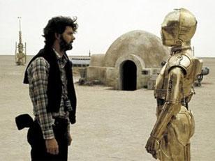 George Lucas en Túnez