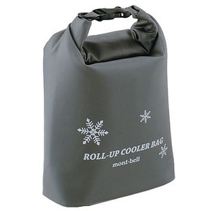 Montbell Roll-Up Cooler Bag