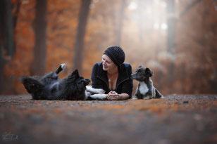 Sabrina Günzel, Hauptstadthunde, Qualifikationen