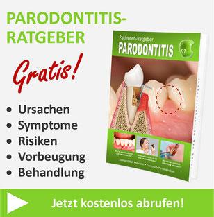 Kostenloser Parodontitis-Ratgeber von Zahnarzt Ralf Meyrahn in Garmisch-Partenkirchen