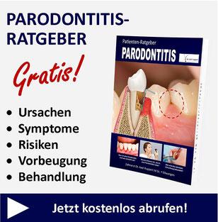 Kostenloser Parodontitis-Ratgeber von Zahnarzt Dr. Axel Ruppert in Ellwangen