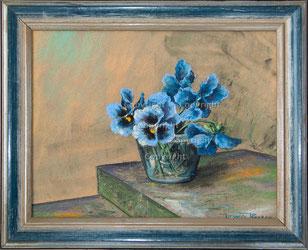 Nr. 1575 Pensées im Glas