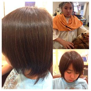 高崎市美容室uniteヘアチューニング画像