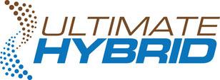 LOGO Spalding Ultimte Hybrid, Freizeitanlage für Basketball