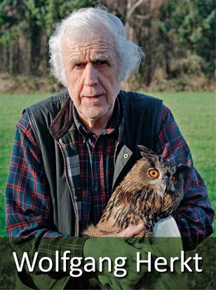 Leiter der Betreuungsstation und Vater von Birge Herkt