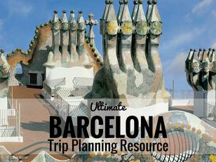 Ultimate Barcelona Trip Planning Resource