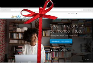 Contest Natale 2014: partecipa e vinci 3 pacchetti JimdoPro