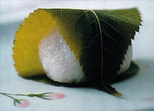 桜餅(関東風と関西風)