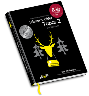 Schwarzwälder Tapas 2 mit Weintipps von Natalie Lumpp