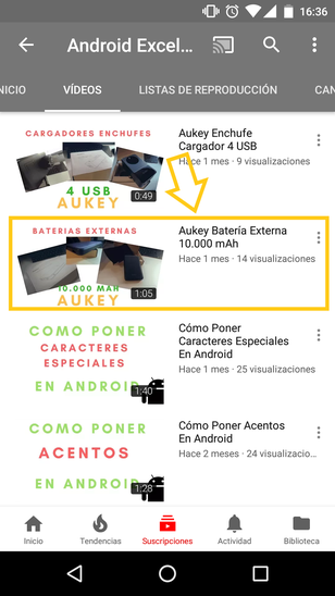 Enviar Vídeos De Youtube Por WhatsApp