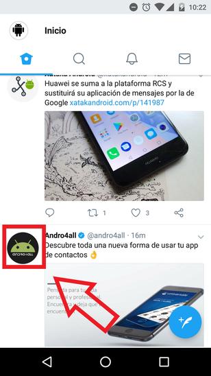 Denunciar Una Cuenta De Twitter En Android