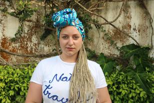 Turban à nouer - Turban wax africain