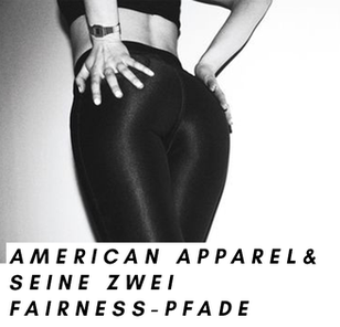 Americal Apparel Leggings
