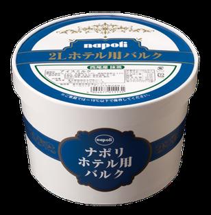 ナポリアイス,2ℓホテル用バルク 西尾産抹茶 製品紹介