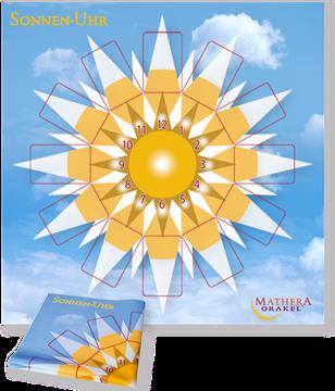 Die Sonnenuhr vom Mathera Orakel