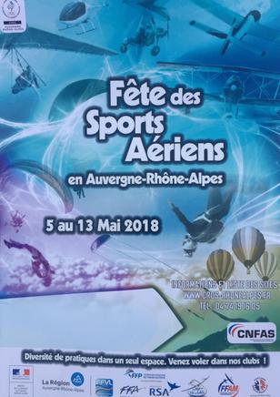 Sports Aériens 2018