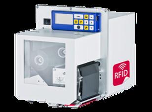 RFID Drucker Valentin SPX II 104/8 Niesel-Etikett