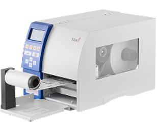 Industriedrucker Valentin Vita II 106/24 Niesel-Etikett