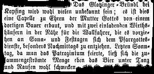 Linzer Volksblatt (1871) - s. unten!