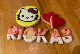 京都 アイシングクッキー オリジナル