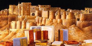 La cité des livres