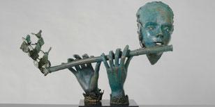 La Flûte Enchantée-bronze-2016