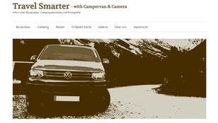 travel-smarter.de, Lifetravellerz Lieblingsblogs, Vw Bus blog, luigiontour
