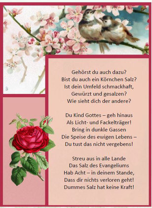 Gedicht von Hedi Bode