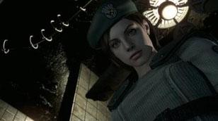 Zwei spielbare Charaktere bietet der erste Teil der Resident Evil Reihe. [Quelle: Capcom]