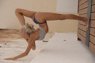 yoga flocke