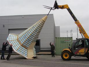 Klik op de foto en bekijk de reportage die MTV over het zwaluwtorenproject gemaakt heeft.