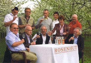 Rosenhut-Mitglieder