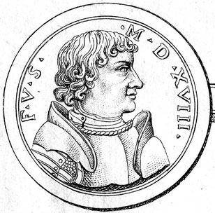 Sickingen-Medaille von 1518