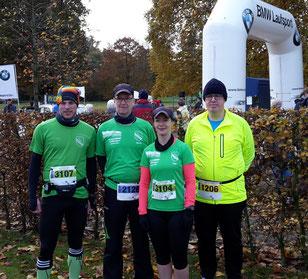 v.l.Thorsten,Martin,Sonja,Thomas