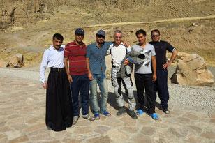 Iranische Menschen - ein breites Spektrum