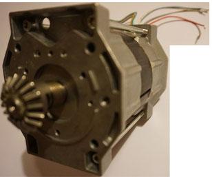 Hubtorantrieb Drehstrommotor mit Getriebe