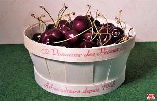 Cerises du Domaine des Préaux (Ecquevilly).